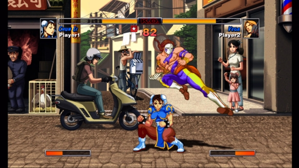 Street Fighter 2 HD Turbo Remix was a huge success on Xbox Live Arcade
