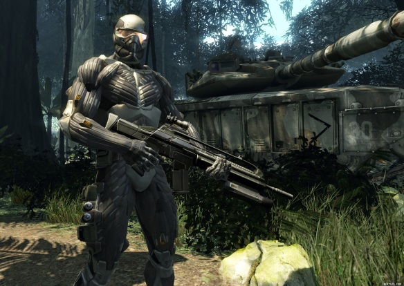 Crysis requires high end PC hardware to run at its peak