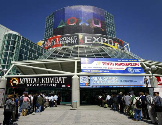 E3 2009; a larger and grander return to form
