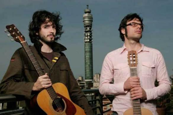 New Zealand's former fourth most popular guitar-based digi-bongo acapella-rap-funk-comedy folk duo