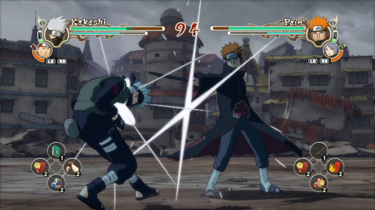 Naruto: Ultimate Ninja Storm 2 | jetsetnick